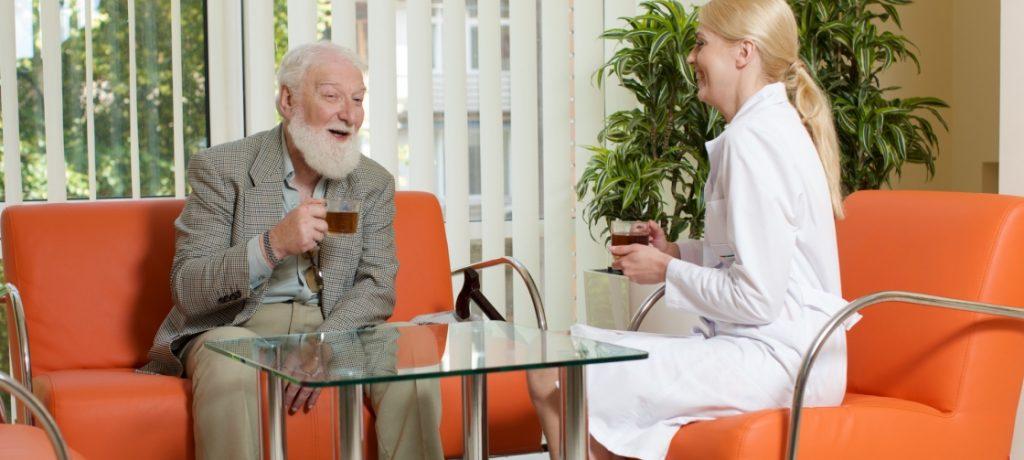 以「聊」代「療」 幫助長輩留住記憶