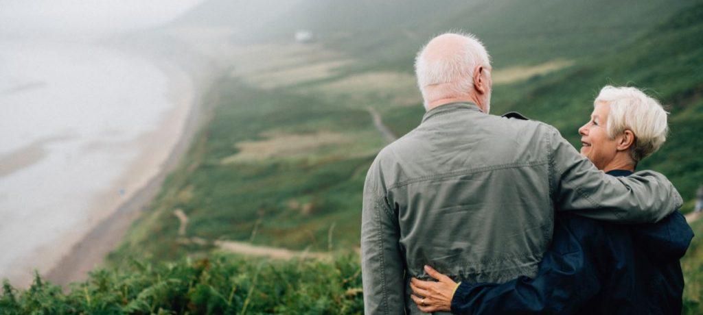 瑞士傳真|為何平均壽命增加,白頭偕老的難度也增加?