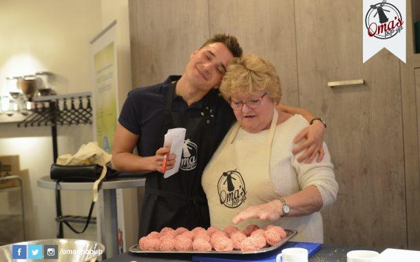 兩代之間|荷蘭暖男創《阿嬤快閃廚房》,用料理驅逐爺奶孤獨感