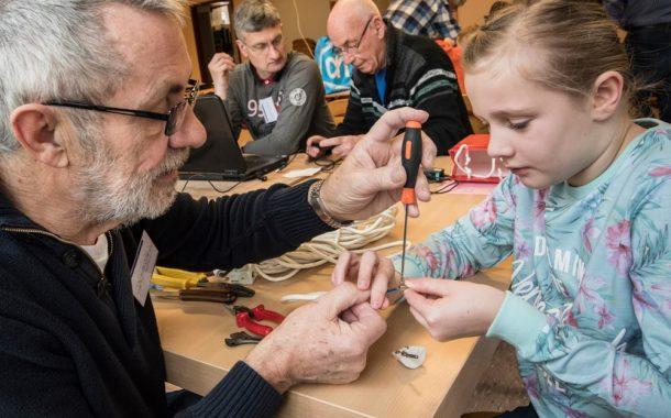 荷蘭傳真|「維修咖啡館」不貪新忘舊,老物件修復新價值