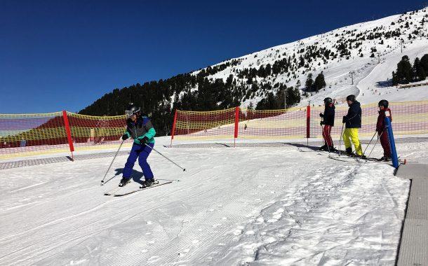 瑞士傳真|50歲都不嫌晚!熟齡也可一圓滑雪夢