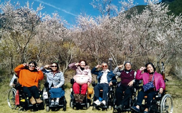 Anke人物|跟著輪椅導遊玩台灣,帶高齡爸媽旅行不卡卡