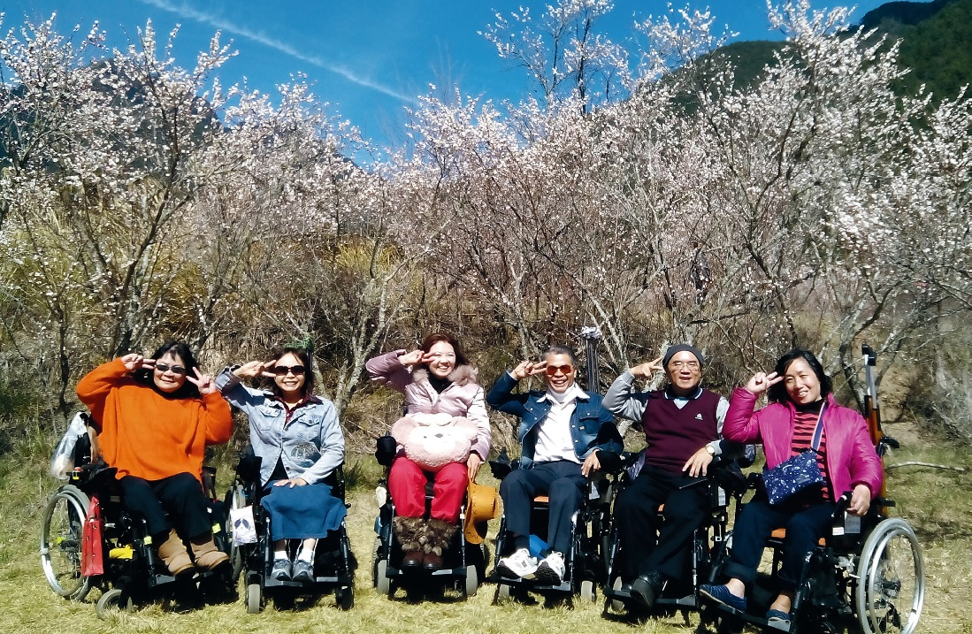 Anke人物 跟著輪椅導遊玩台灣,帶高齡爸媽旅行不卡卡