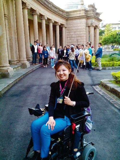 輪椅導遊 - 安可人生雜誌
