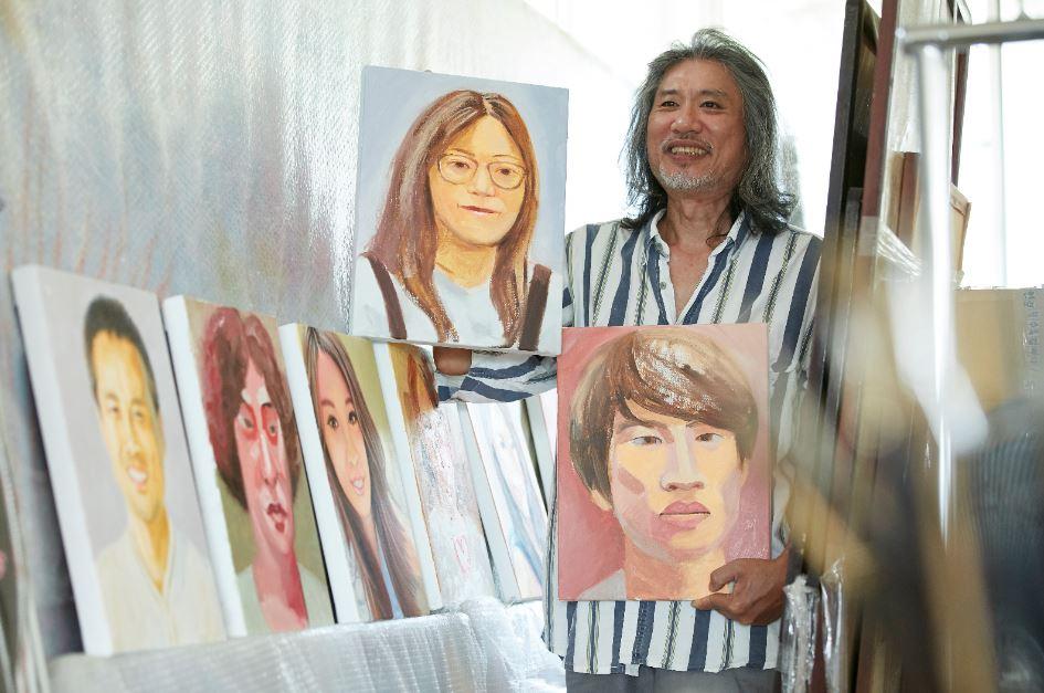 Anke人物|李民中的無上限肖像計畫
