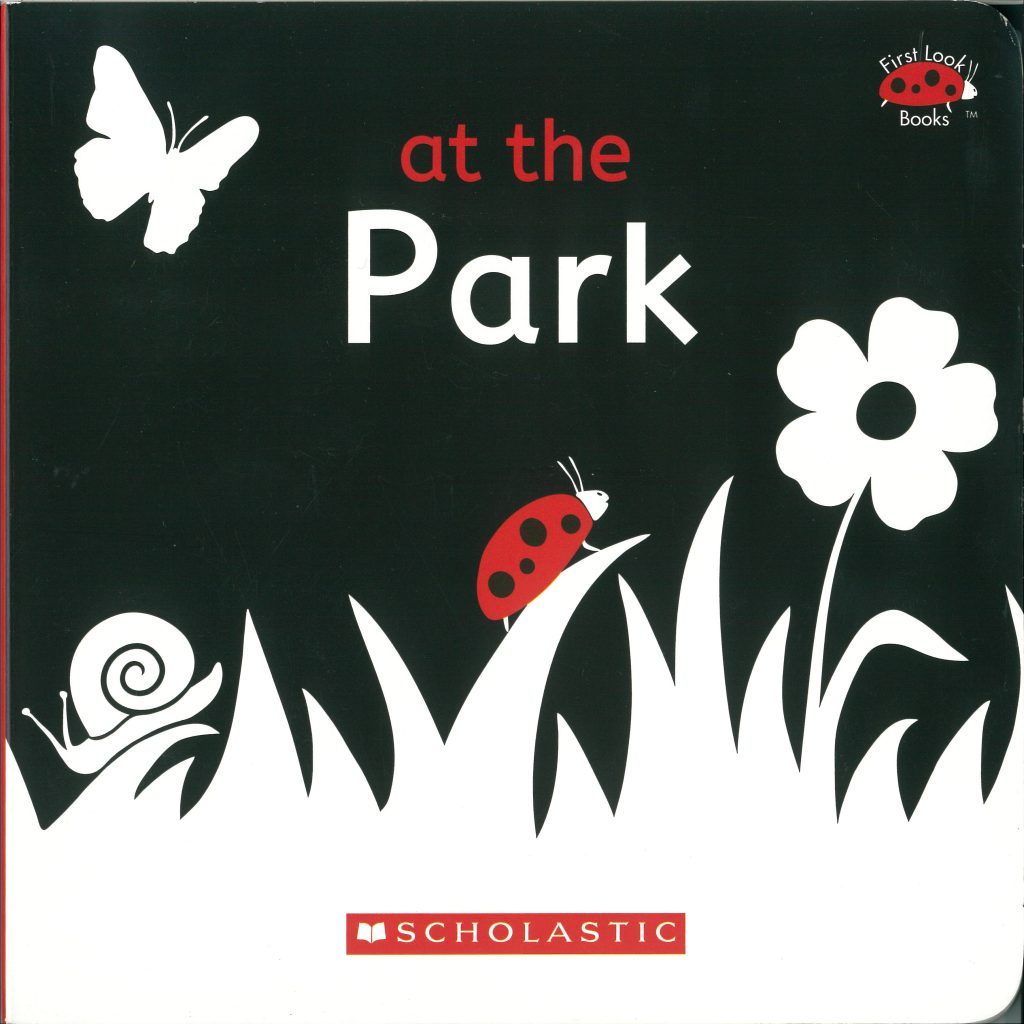 後青春繪本館 – 在公園裡 - 安可人生
