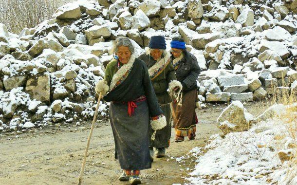 馬蹄壯遊|不爲修來世,只爲與達賴喇嘛相見