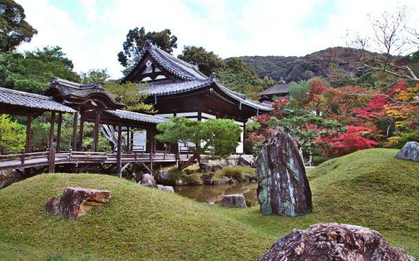 Anke書齋|林文月《京都的庭園》:上帝創造了自然的美,日本人創造了庭園的美