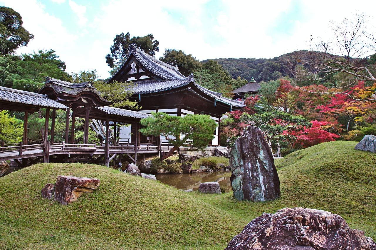 Anke書齋 林文月《京都的庭園》:上帝創造了自然的美,日本人創造了庭園的美
