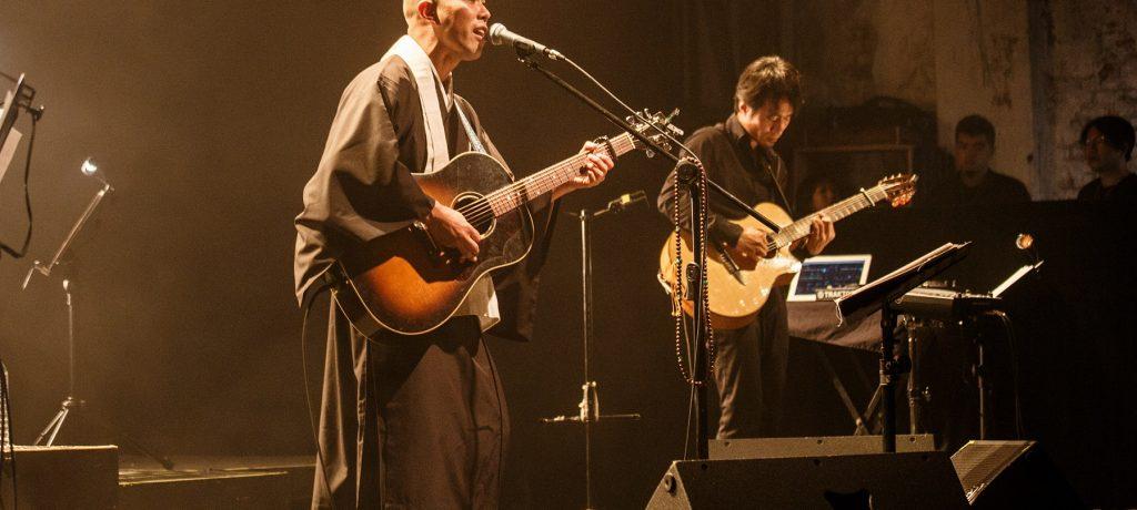 Anke藝文|白天作法事、晚上開演唱會,日本和尚的斜槓生活跟你想的不一樣!