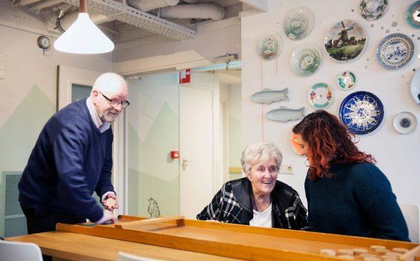 瑞士傳真|高齡社會好點子,獨居長輩敞開家門迎接沒有血緣的孫子