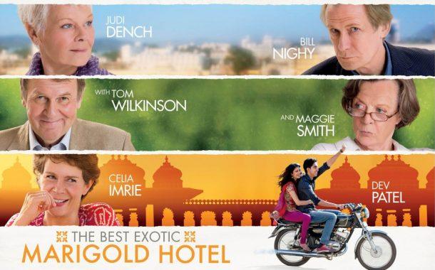 Anke遊藝|電影《 金盞花大酒店 》-生命尾聲的華麗冒險