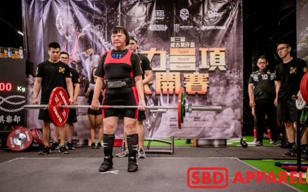 全球樂齡|59歲健力模範生 許美雲 :要用槓鈴讓世界看見台灣!