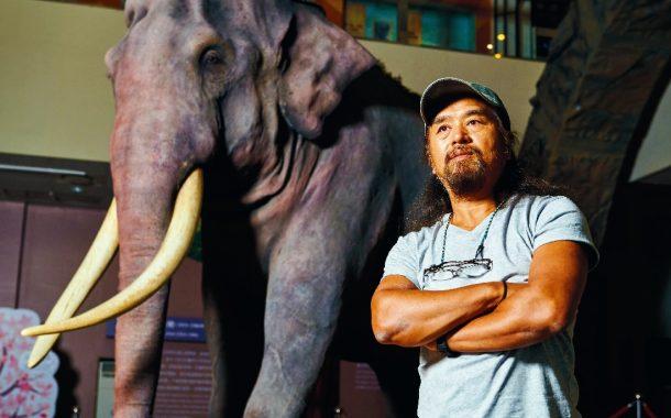 Anke 人物|將動物標本提升到藝術層次  林文龍:我的作品就是值得這樣的價格!