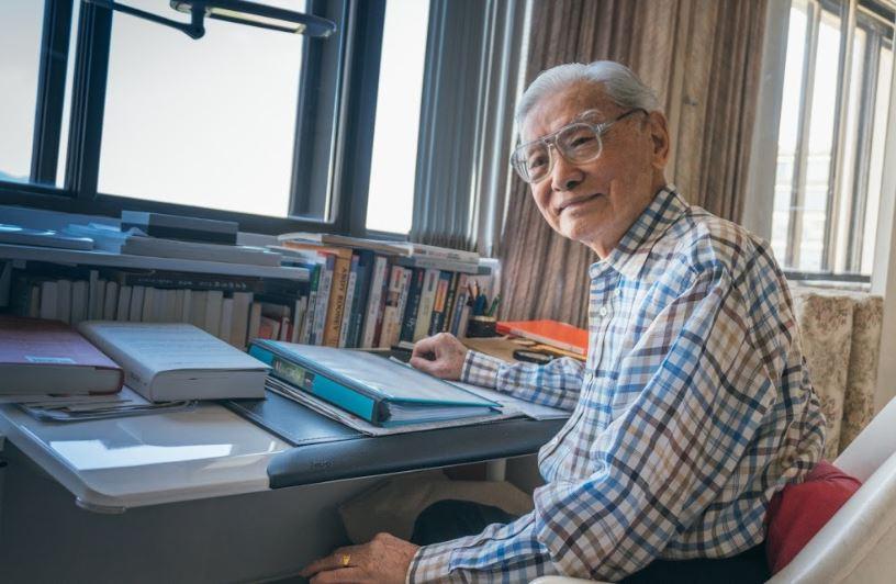 Anke人物|102歲 人瑞作家 張祖詒的「胸無大志」人生哲學