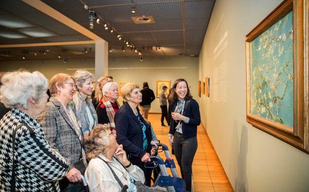 荷蘭傳真| 梵谷博物館 「70+博物館日」邀長者享用藝術饗宴