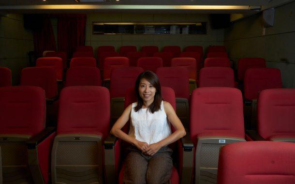 Anke專訪|國片推手和「補手」: 國家電影中心 執行長王君琦