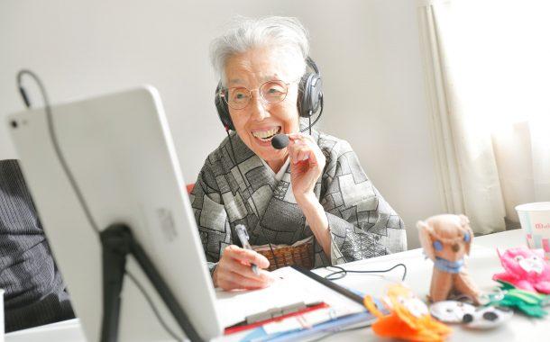 全球樂齡|日本爺奶用「Sail」教世界各地的人開口說日語