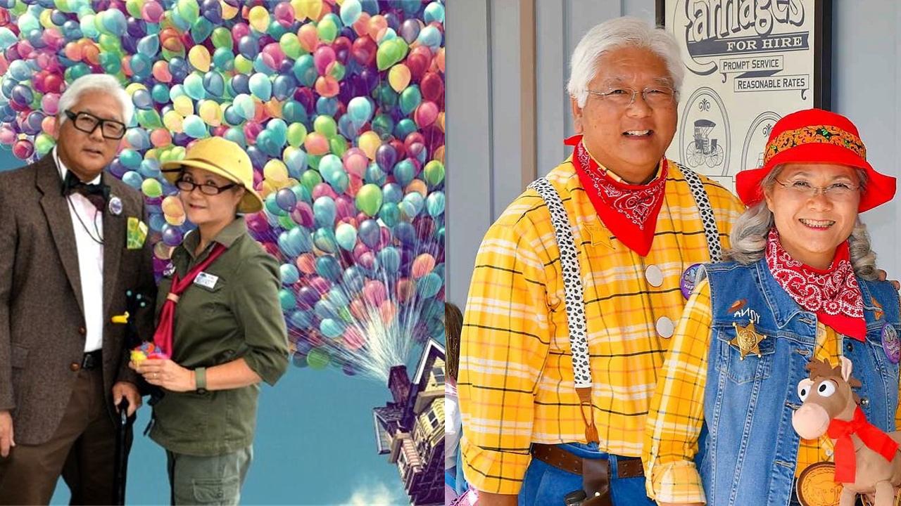 全球樂齡|真人版「天外奇蹟」,  Cosplay Parents  用扮裝豐富退休生活