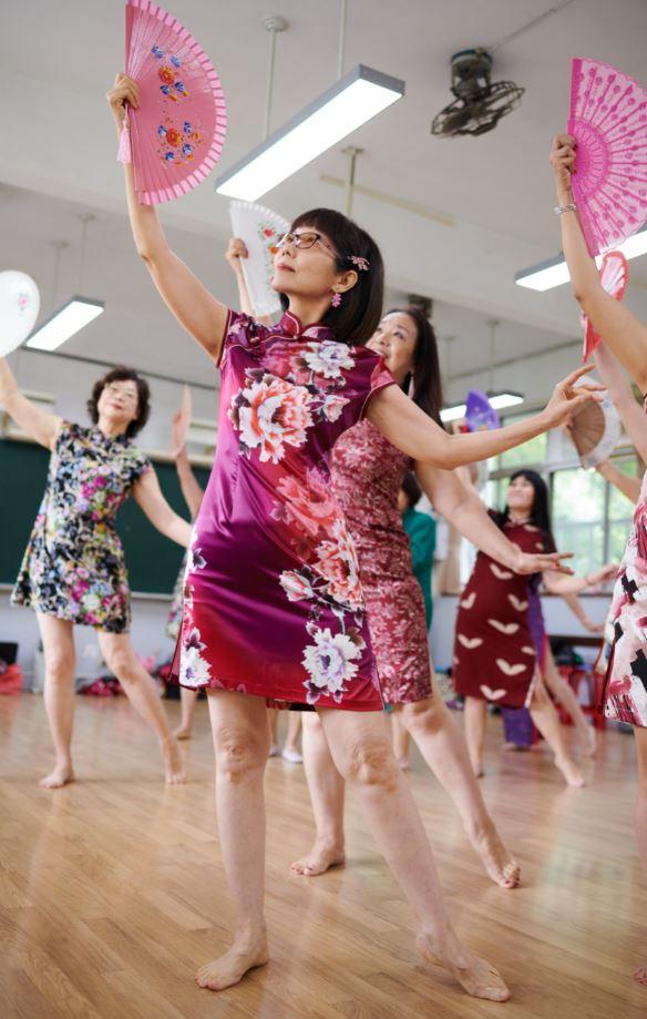 旗袍舞 - 安可人生雜誌