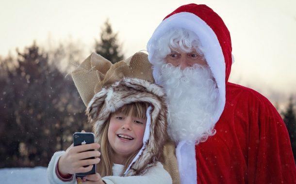 瑞士傳真|退休改當聖誕老公公,為社會散播善與樂