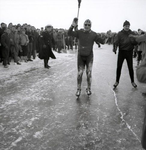 荷蘭88歲滑冰冠軍-1