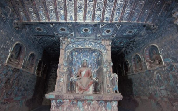 Anke 閱讀|敦煌莫高窟的修建與禪觀