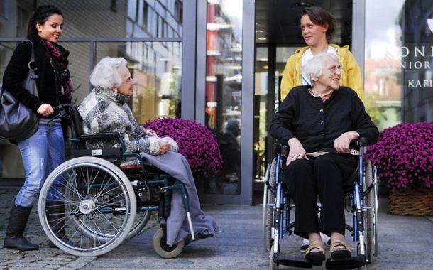 全球樂齡|瑞士紅十字會打造長照人才庫
