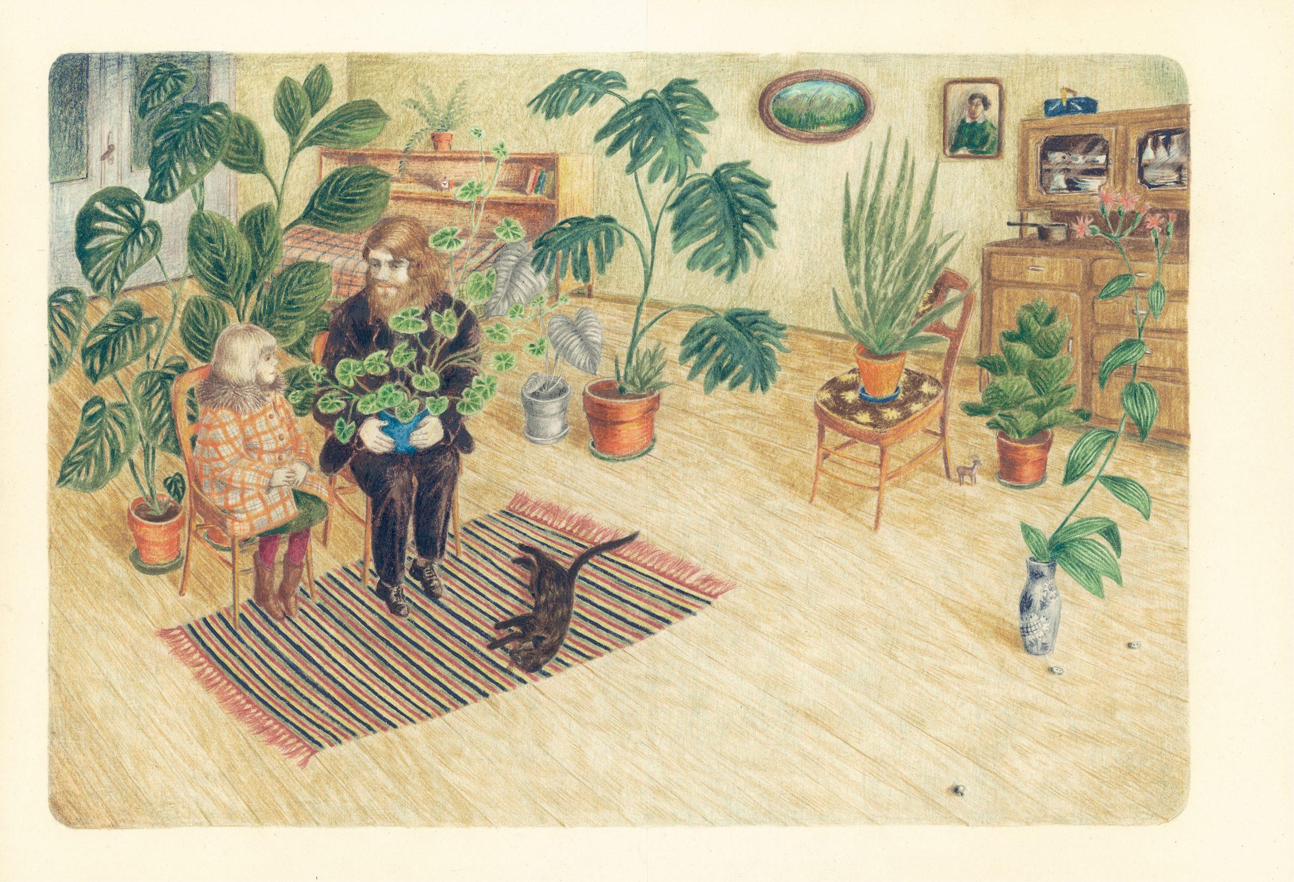 後青春繪本館|閃耀諾貝爾文學光芒的繪本