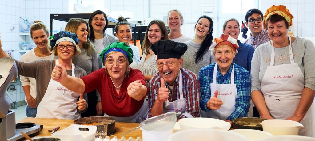 全球樂齡   德國爺奶走出家門  親手做蛋糕給你吃