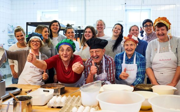 全球樂齡 | 德國爺奶走出家門  親手做蛋糕給你吃