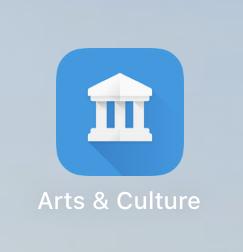Google Arts & Culture App icon