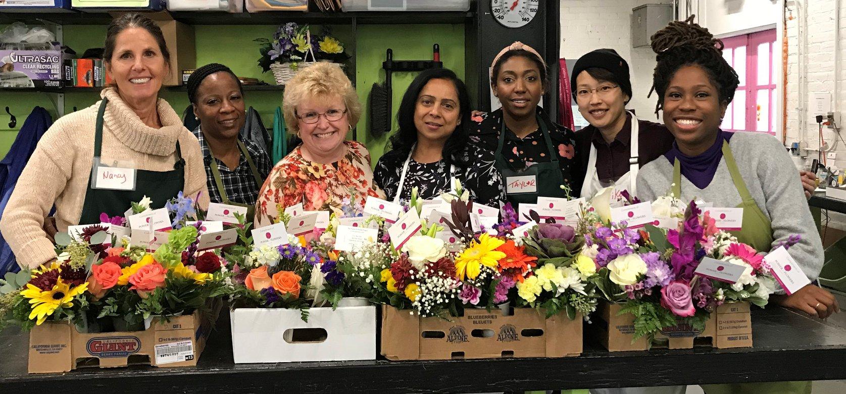 全球樂齡|「回收鮮花」快遞直送長者 讓美好永不凋零