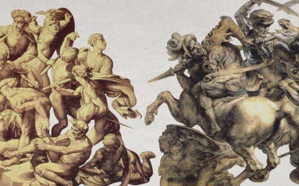 觀影心情|米開朗基羅vs達文西 - 兩大文藝復興巨擘的藝術之爭