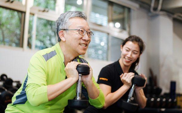 Anke 人物 | 肌力是自由的能力  樂活大叔施昇輝花三個月重訓擺脫五十肩