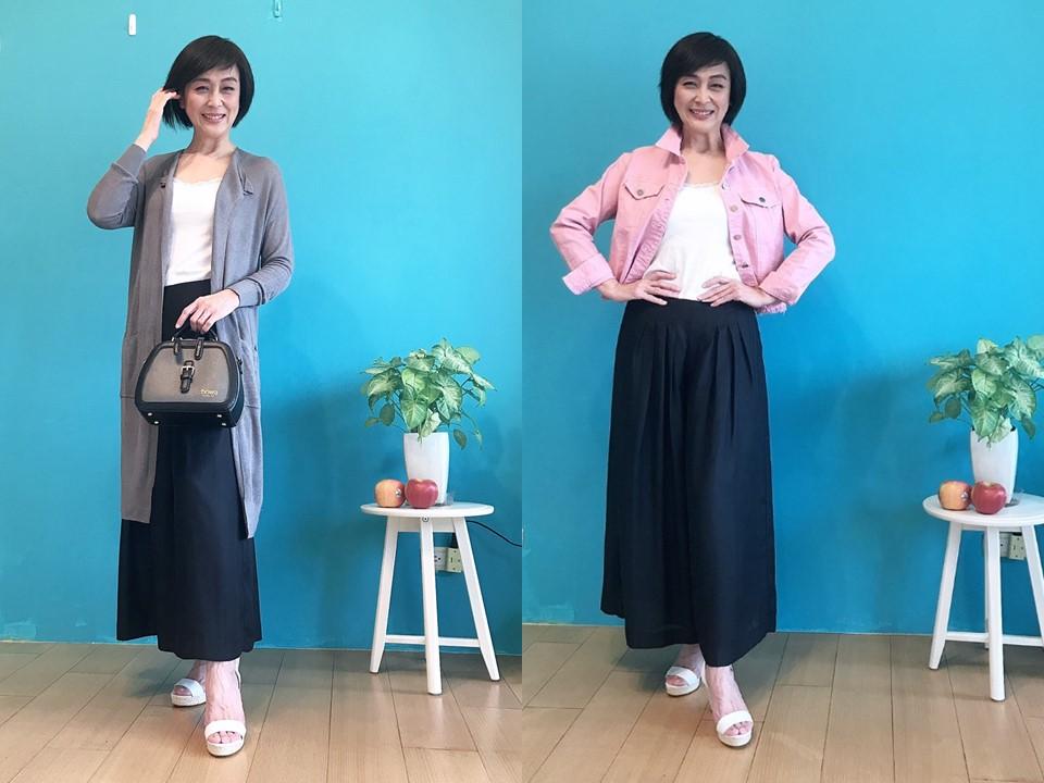 熟年時尚_百褶裙-2