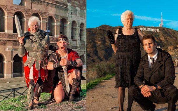 全球樂齡|超爆笑網紅祖孫  讓全球知道「長輩真的很酷!」