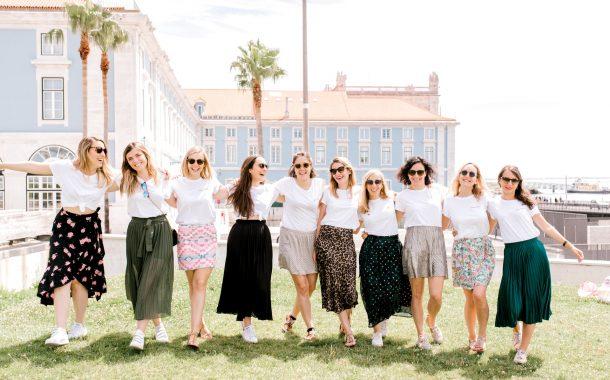 Anke時尚|今夏百褶裙、圍裹裙當道  熟女們如何穿得優雅自信