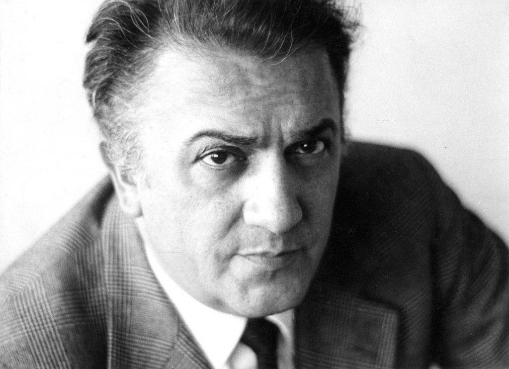 義大利電影大師 費里尼