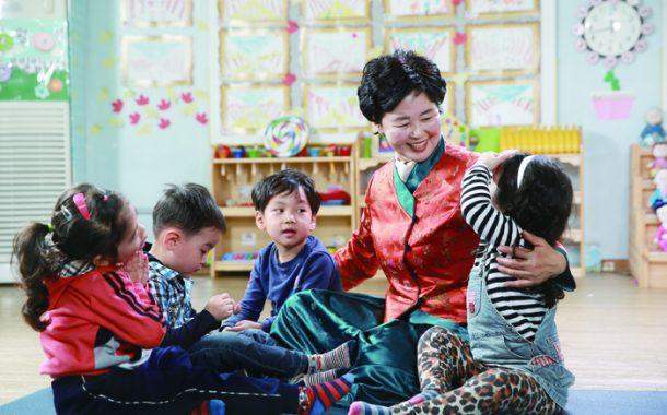 全球樂齡|韓國「說故事奶奶」計畫 讓孩童愛上民間故事