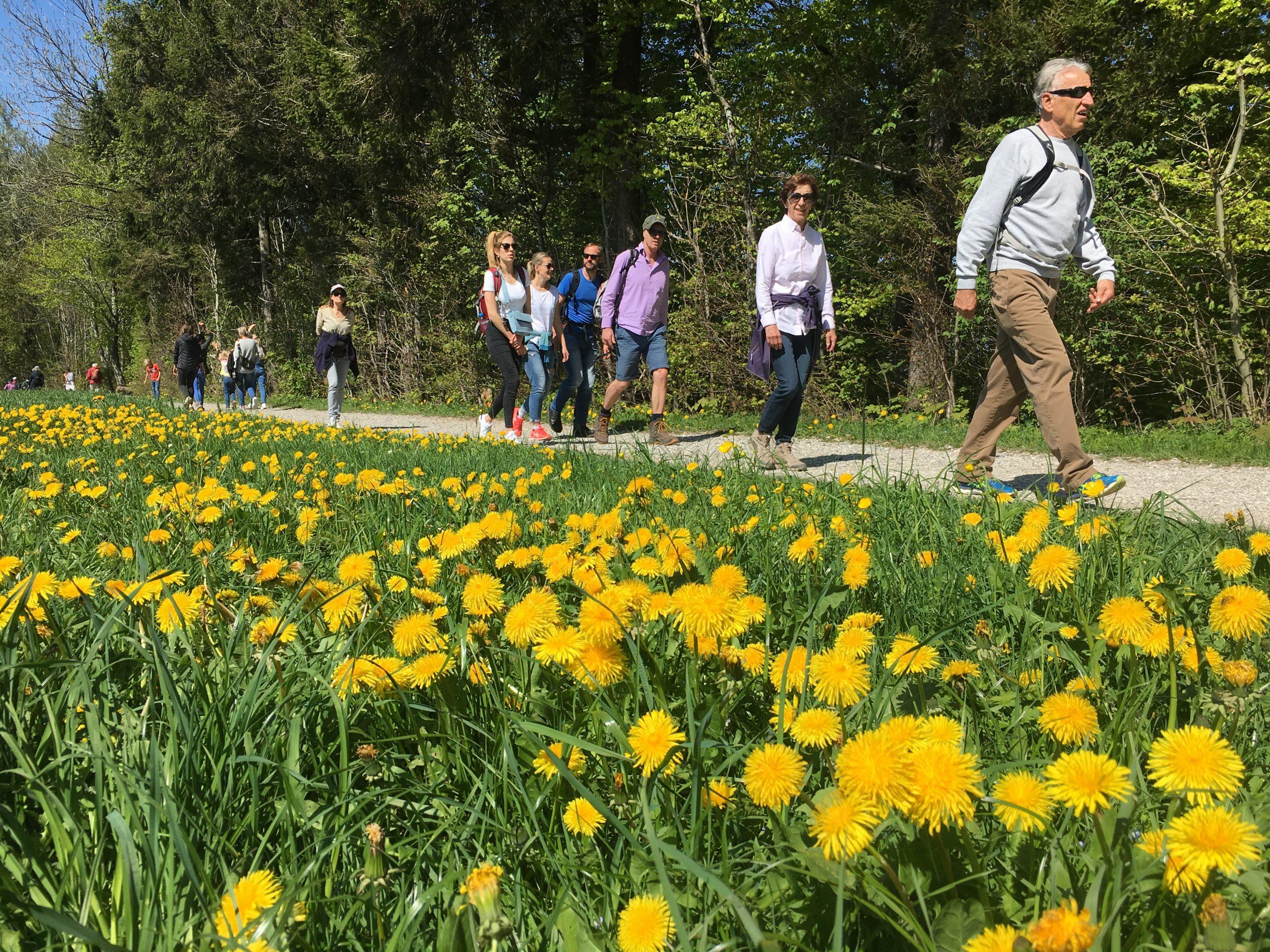瑞士傳真|養成運動好習慣 退休開始不嫌晚