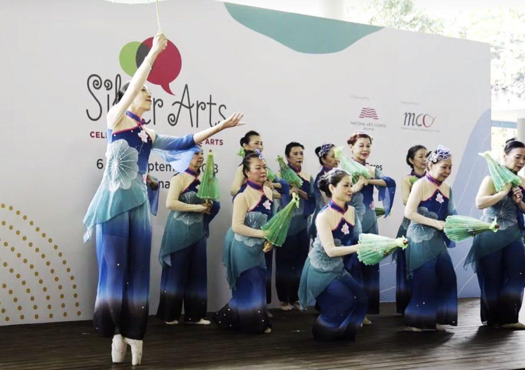 新加坡銀髮藝術節-1