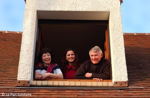 全球樂齡|法國、日本交流「青銀共居」做法  促進世代交流團結