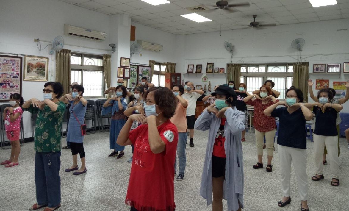 專題報導|「創齡資源箱」前進臺南文平社區