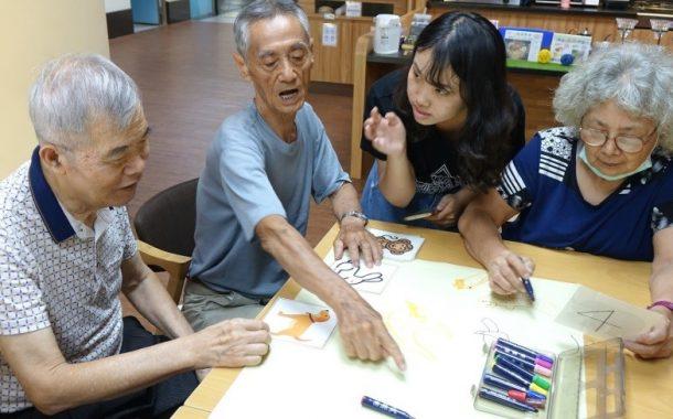 專題報導|「創齡資源箱」前進臺南Y café照顧咖啡館