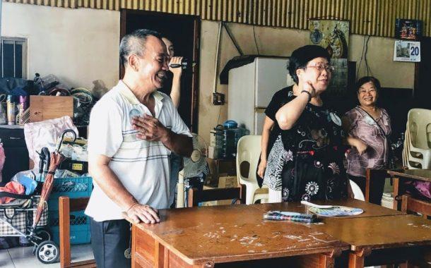 專題報導|「創齡資源箱」前進臺南安南區溪墘社區