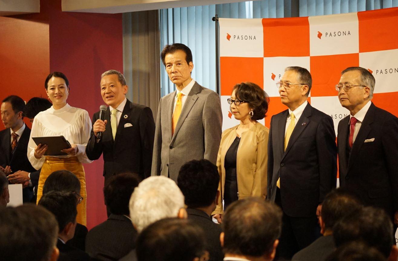 全球樂齡|日本保聖那集團「長者閃耀計畫」 招募退休長者再就業