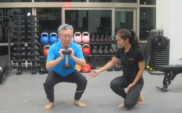 樂齡重訓 | 重訓風潮為何吹向樂齡? 恢復日常動作能力  找回生活好感覺