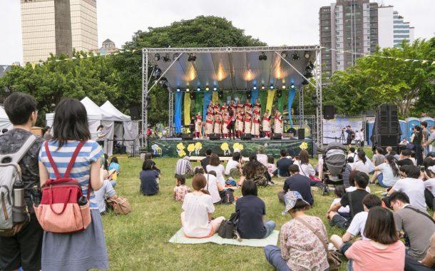 2020森林市集9月登場  融入自然系音樂 體驗新「森」活