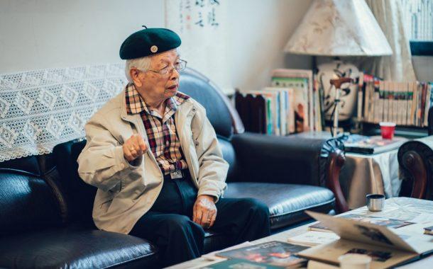 他們正在創齡,那你呢? | 95歲蔡其祥:畫畫讓我沒時間變老!